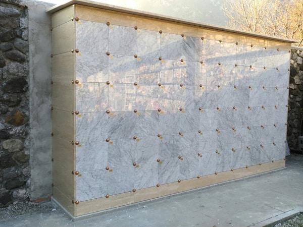 Produzione-strutture-alluminio-ossari